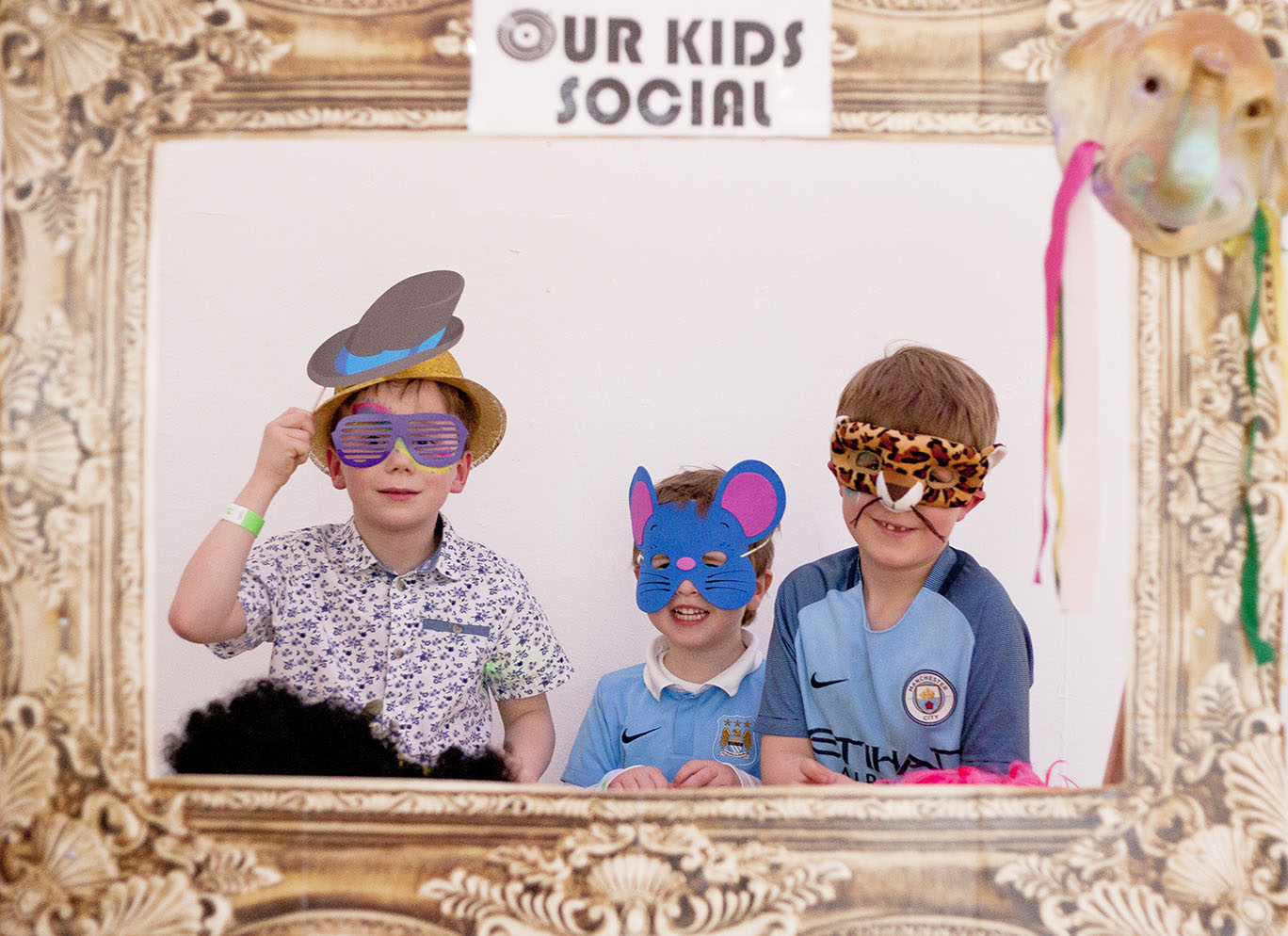 Kids photoframe