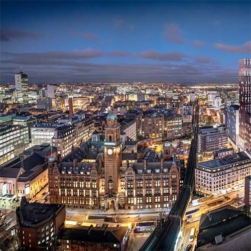 We work with Bruntwood