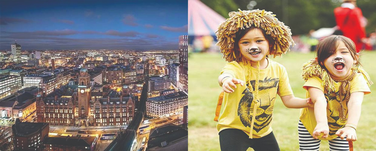We work with Bruntwood and Just So Festival